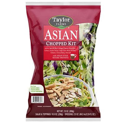 Taylor Farms Asian Chopped Salad Kit