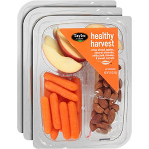 Taylor Farms Healthy Harvest Snack Tray (5.75 oz., 3 ct.)