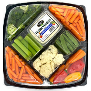 Gourmet Vegetable Tray (4 lb.)