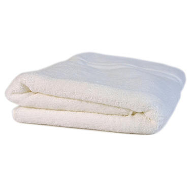 "100% Cotton Super Soft Highly Absorbent Luxurious Bath Towel - 30"" x 58"" - White"