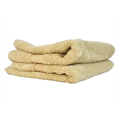 100% Cotton Super Soft Highly Absorbent Luxurious Wash Cloth - 13