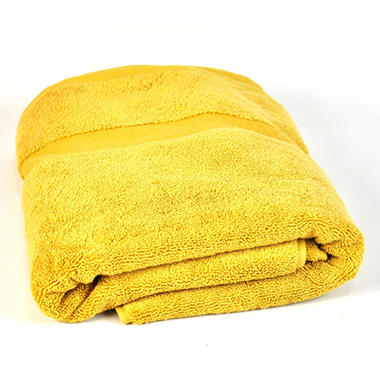 100% Cotton Bath Towel - Camel