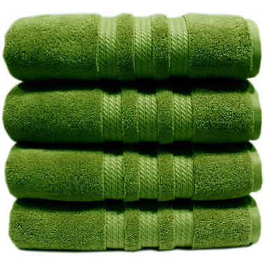 "100% Cotton Luxury Bath Towel - 30"" x 58"""