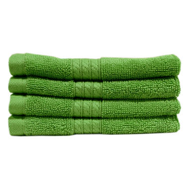 "100% Cotton Luxury Washcloth - 13"" x 13"" - 2 pk."