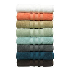 "100% Cotton Luxury Hand Towel 16"" x 30"" - Various Colors"