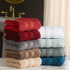 "100% Cotton Luxury Hand Towel, Various Colors (16"" x 30"")"