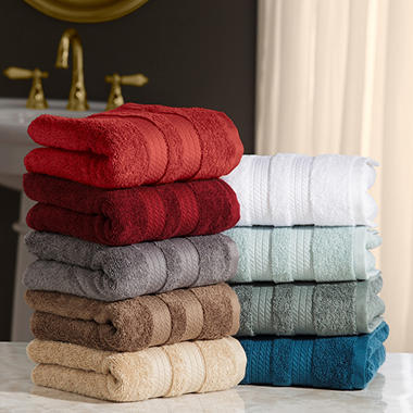 100% Cotton Luxury Hand Towel, Various Colors (16