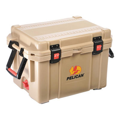 Pelican ProGear® 45 Quart Cooler - Tan