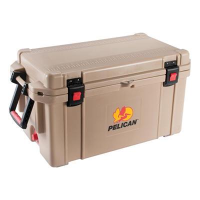 Pelican ProGear® 65 Quart Cooler - Tan