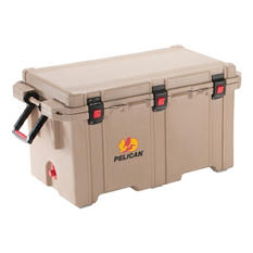 Pelican ProGear Elite 150 Quart Marine Cooler - Tan