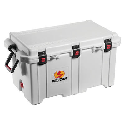 Pelican ProGear Elite 150 Quart Marine Cooler - White