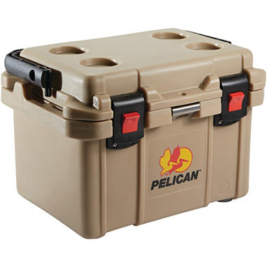 ELITE COOLER 20QT TAN