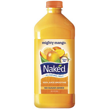 Naked Juice Mighty Mango Smoothie - 64 oz.