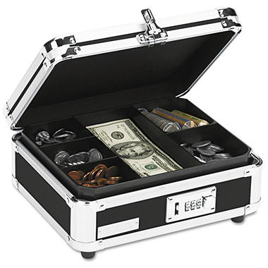 IdeaStream™ Cash Box for Bills and Coins