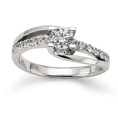 .63 ct. t.w. Diamond Engagement Ring (H-I, SI2)