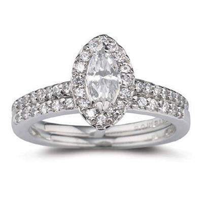 .75 ct. t.w. Diamond Bridal Ring Set (H-I, SI2)