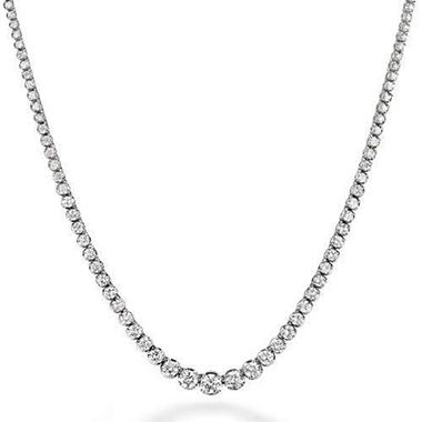 10 ct. t.w. Diamond Necklace (H-I, I1)