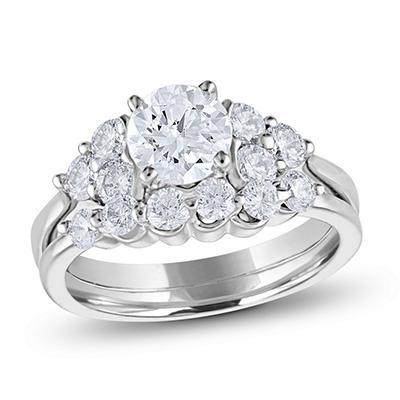 2.00 ct. t.w. Diamond Bridal Ring Set (H-I, SI2)