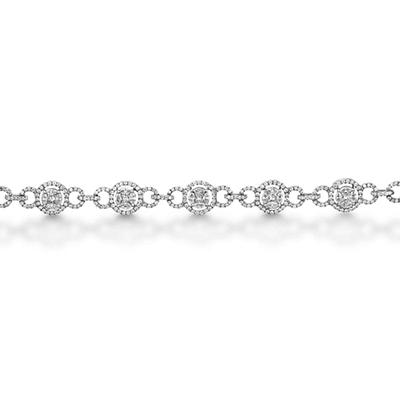 4 ct. t.w. Diamond Bracelet (H-I, I1)
