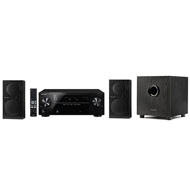 Pioneer 5.1 Home Theater Bundle