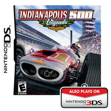 Indianapolis 500: Legends - NDS