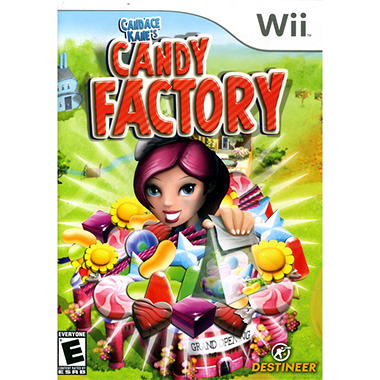 Candy Factory - Wii