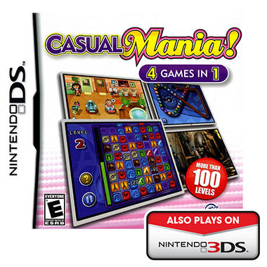 Casual Mania - NDS
