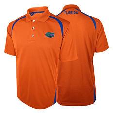 NCAA Florida Gators, Men's Synthetic Polo