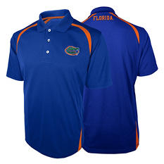 NCAA Florida Gators, Men's Synthetic Polo