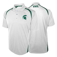 NCAA Michigan State Spartans, Men's Synthetic Polo