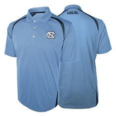 NCAA North Carolina Tar Heels, Men's Synthetic Polo