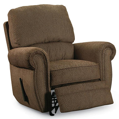 Lane Rockford Fabric Reclining Rocker