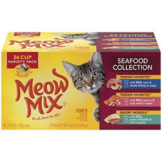 Meow Mix Variety Pack (2.75 oz., 36 pk.)