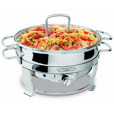 Bella 6.5 qt. Electric Chafing Dish