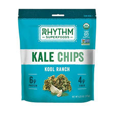 Rhythm Superfoods Kool Ranch Kale Chips (6.25 oz.)