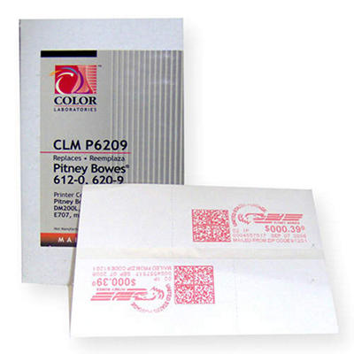 Postage Tape Compatible with Pitney Bowes 620-9