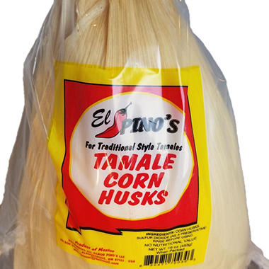 Tamale Corn Husks - 1 lb.