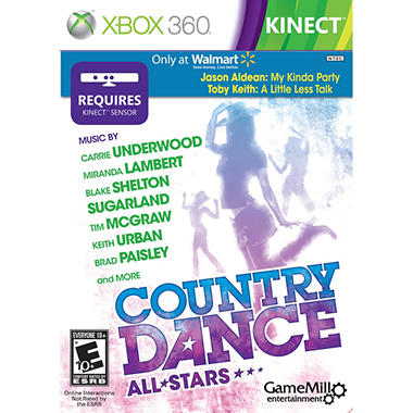 Country Dance All Stars - Kinect