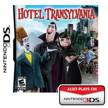 Hotel Transylvania - 3DS