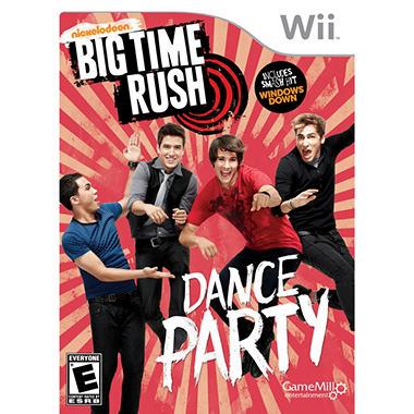 Big Time Rush - Wii