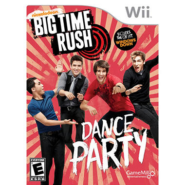 Big Time Rush - Wii