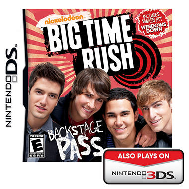 Big Time Rush - NDS