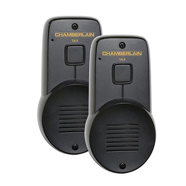 Chamberlain� Wireless Indoor/Outdoor Portable Intercom