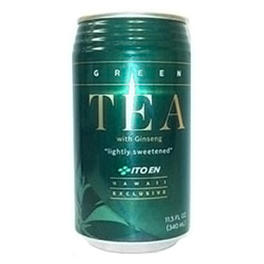 Ito En Lightly Sweetened Green Tea with Ginseng - 11.5 fl. oz. - 24 pk.