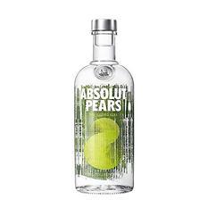 Absolut Pear Vodka (750 ml)