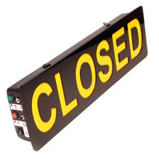 Mystiglo - In-Light LED Closed Sign