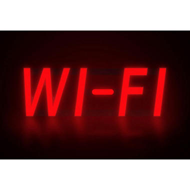 Mystiglo In-Light LED WI-FI Sign