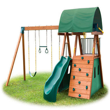 Kid Gymz Supreme Swingset