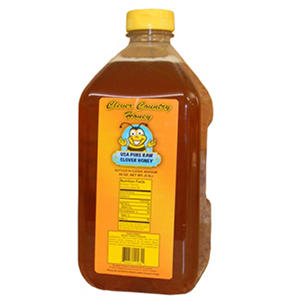 Clever Country Honey - 5 lbs.