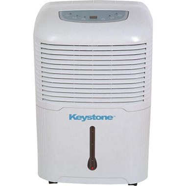 Keystone Energy Star 70-Pint Electric Dehumidifier